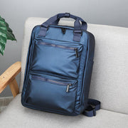 Men's Multi-function Waterproof Nylon Anti-theft Computer Backpack