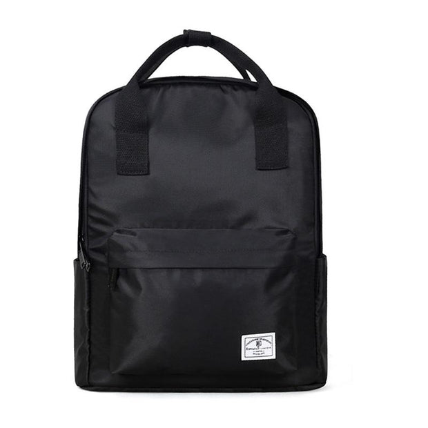 Men's And Women's  Wear-resistant Anti-theft Travel Student Backpack