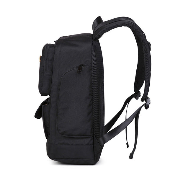 Women's And Men's Large-capacity Shockproof Computer school Travel Backpack