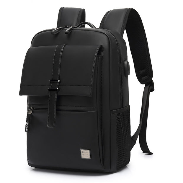 Women's  Oxford Cloth Travel Computer Backpack