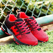 Men's  fashion breathable sneakers running shoes
