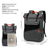 Men and Women Travel Computer School College Daypack Laptop Backpack