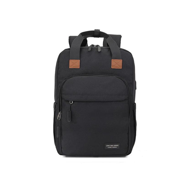 Men's fashion trend casual sports travel waterproof computer backpack