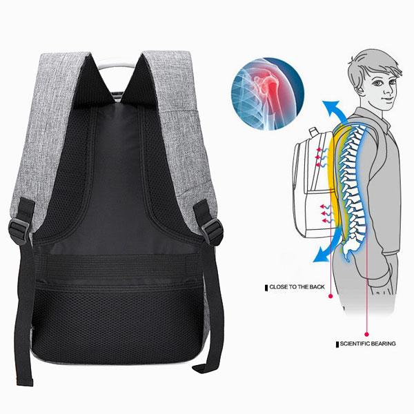 Pierrebuy _ Anti-theft Computer Backpack_designer bags