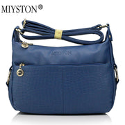Women Multifunction  Travel Messenger bag