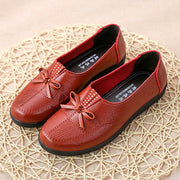 Women Soft Lightweight Flat Loafers Shoes