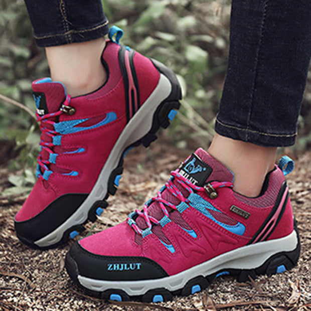 Women Outdoor Mountain Climbing Athletic Shoes