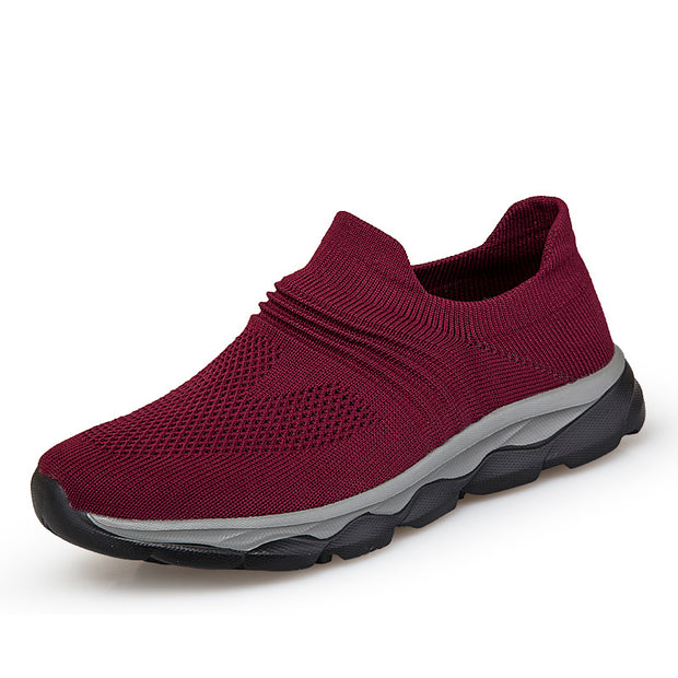 Women Lightweight Woven  Walking Shoes
