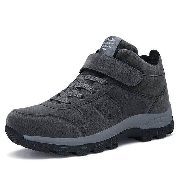 Men's Casual Non-slip Hiking Lace-up Shoes