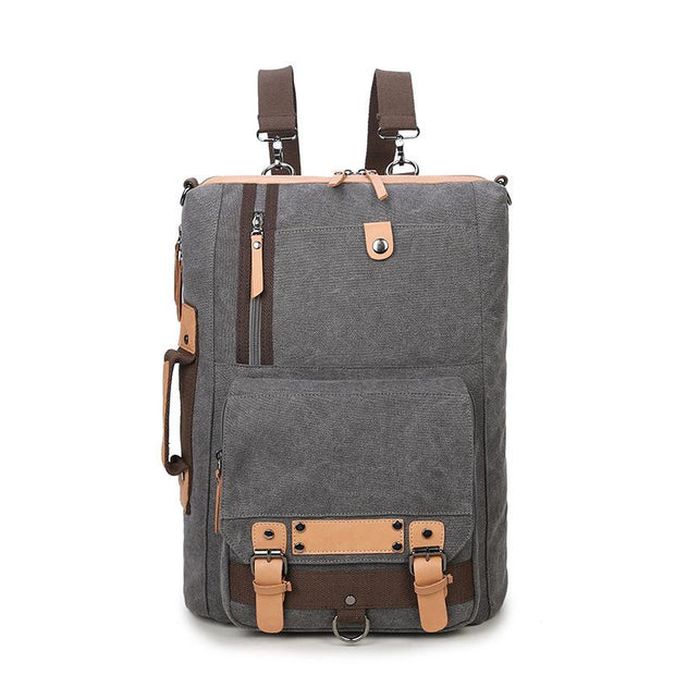 Men's Outdoor Portable Multi-function Travel bag Laptop Bag
