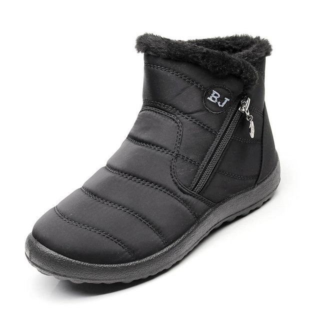 Winter Snow Waterproof  Cotton Boots Shoes