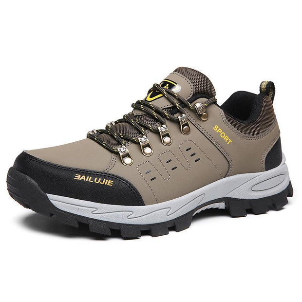 Men's All Seasons Breathable Waterproof Non-Slip Sports Outdoor Hiking shoes