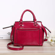 Women PU Multi-functional Wallet Crossbody Bag Handbag