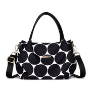 Women's Fashion Flower Travel Outdoor Shoulder Bag Handbag
