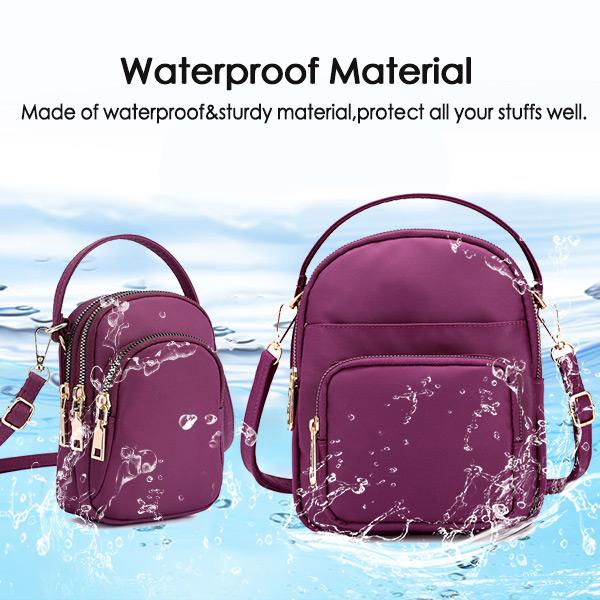 Waterproof mini handbag(checkout & enter 10CODE to enjoy 10% off)