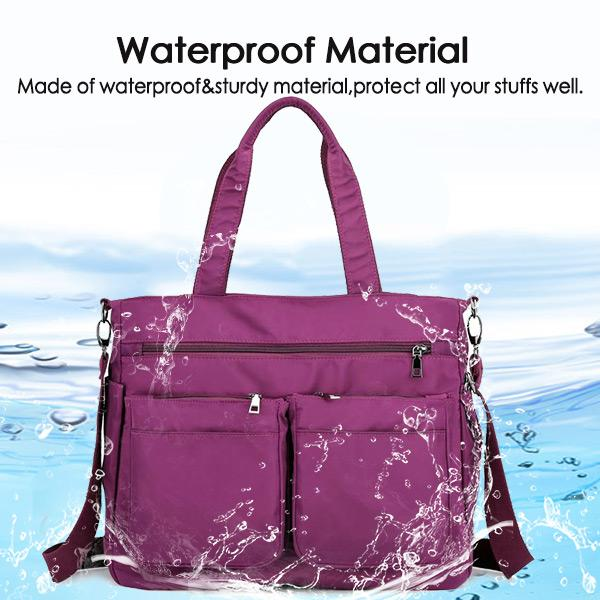 Waterproof Large Capacity Handbag Crossbody Bag(Buy 2 get -10% by code:BUY2)