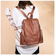 Multifunctional Women Anti-theft Backpack