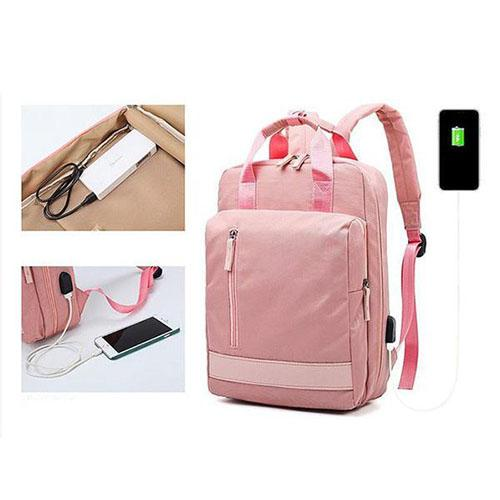 Water-resistant Large Capacity USB Charging Port Backpack(Any 2 get 10% off by code: BUY2)