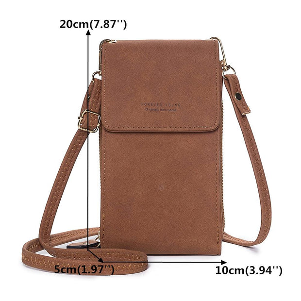 Multi-Pocket Large Capacity Crossbody Phone Bag
