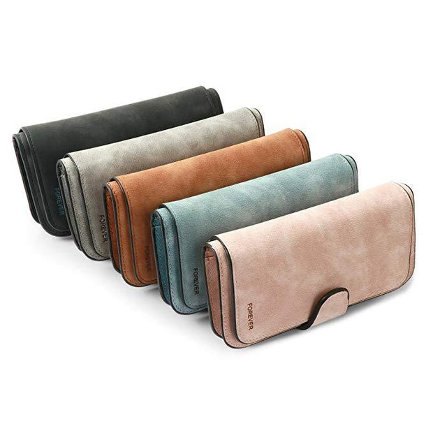 Retro Glamorous Multiple Slots Women Wallets(buy two get one 35%)