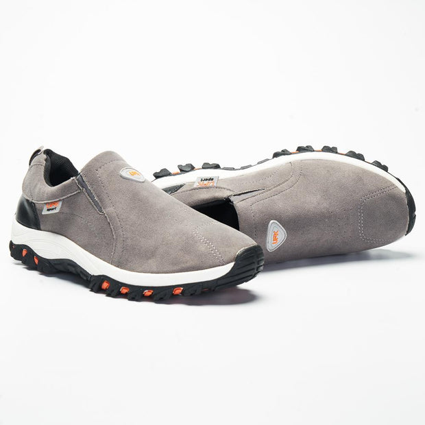 Men's British Style Outdoor Walking Shoes