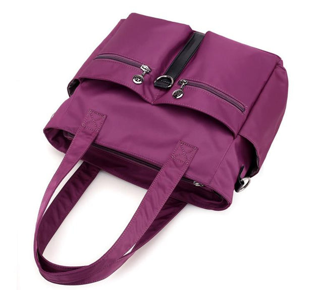 Waterproof  Nylon Female Crossbody Bag(Buy 2 get -10% by code:BUY2)