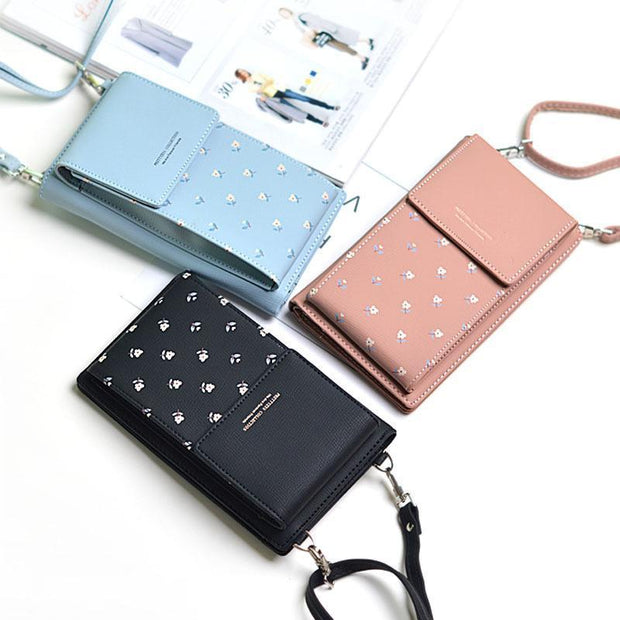 Pierrebuy _ Crossbody Phone Bag_designer bags