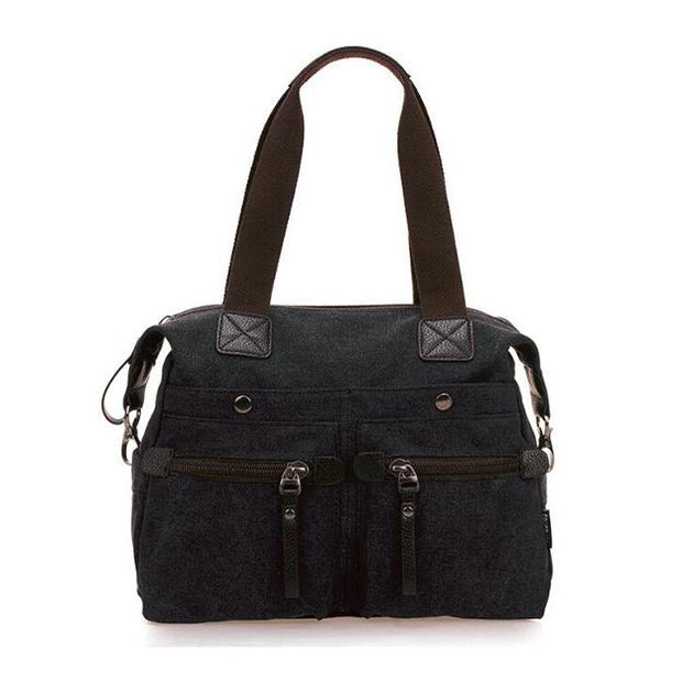 Women's Canvas Shoulder Crossbody Bag