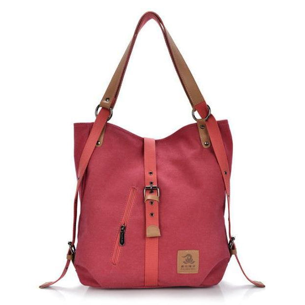 Women Casual Canvas Shoulder Bag 108573