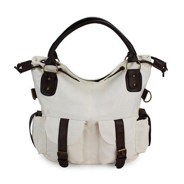 Women Casual Canvas Handbag