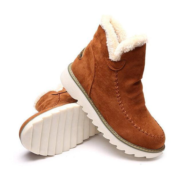 Women Winter Thick Bottom Snow Boots