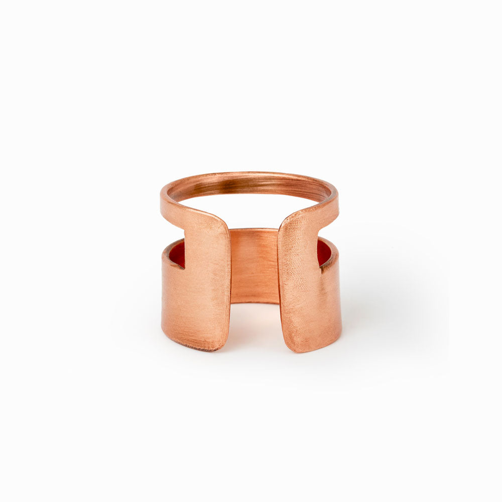 Copper City Ring