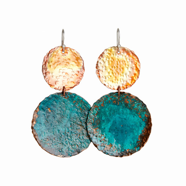Deep Swell Earrings