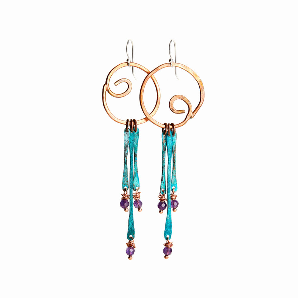 Dos Olas Earrings