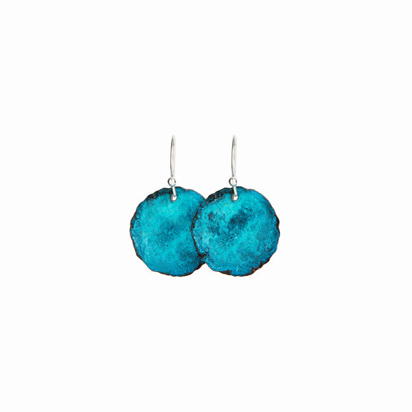 Turquoise Sol Earrings