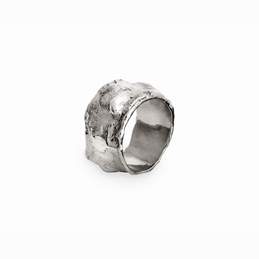 Waterfall Ring - Wide