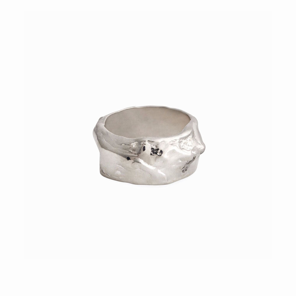 Waterfall Ring - Thin