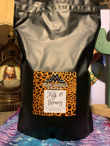 Milk & Honey 5lb (bright, smooth, juicy)