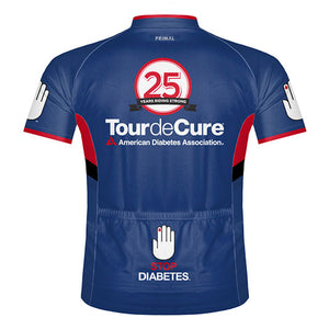 Tour de Cure Jersey, 2016, Mens