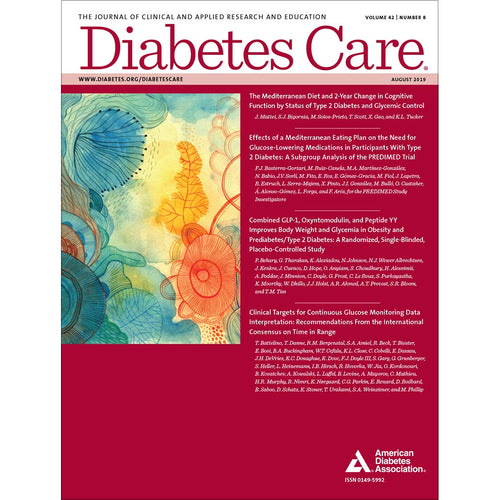 Diabetes Care, Volume 42, Issue 8, August 2019