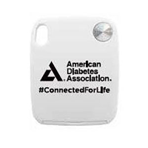 American Diabetes Association Phone Tracker, White