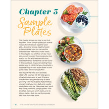 Load image into Gallery viewer, The Create-Your-Plate Diabetes Cookbook