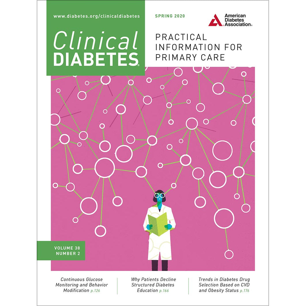 Clinical Diabetes, Volume 38, Issue 2, Spring 2020