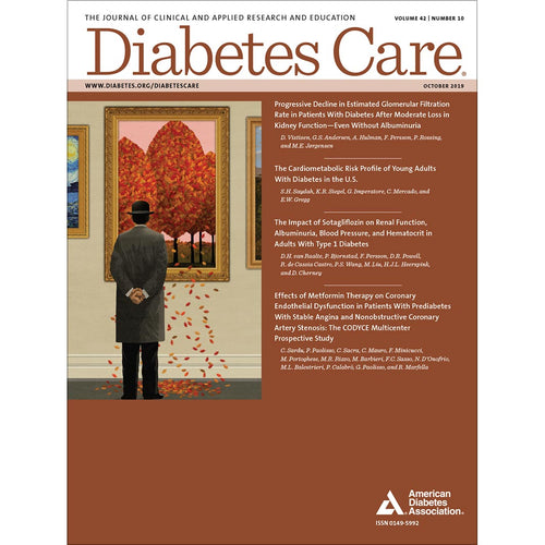 Diabetes Care, Volume 42, Issue 10, October 2019
