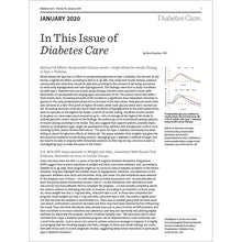 Load image into Gallery viewer, Diabetes Care, Volume 43, Issue 1, January 2020