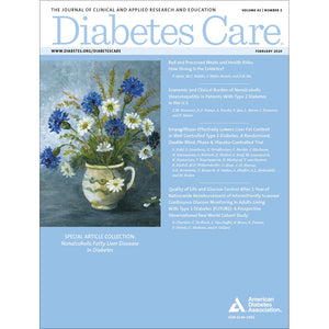 Diabetes Care, Volume 43, Issue 2, February 2020