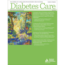 Load image into Gallery viewer, Diabetes Care, Volume 43, Issue 4, April 2020