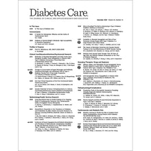 Load image into Gallery viewer, Diabetes Care, Volume 42, Issue 12, December 2019