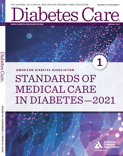 2021 Standards of Medical Care in Diabetes