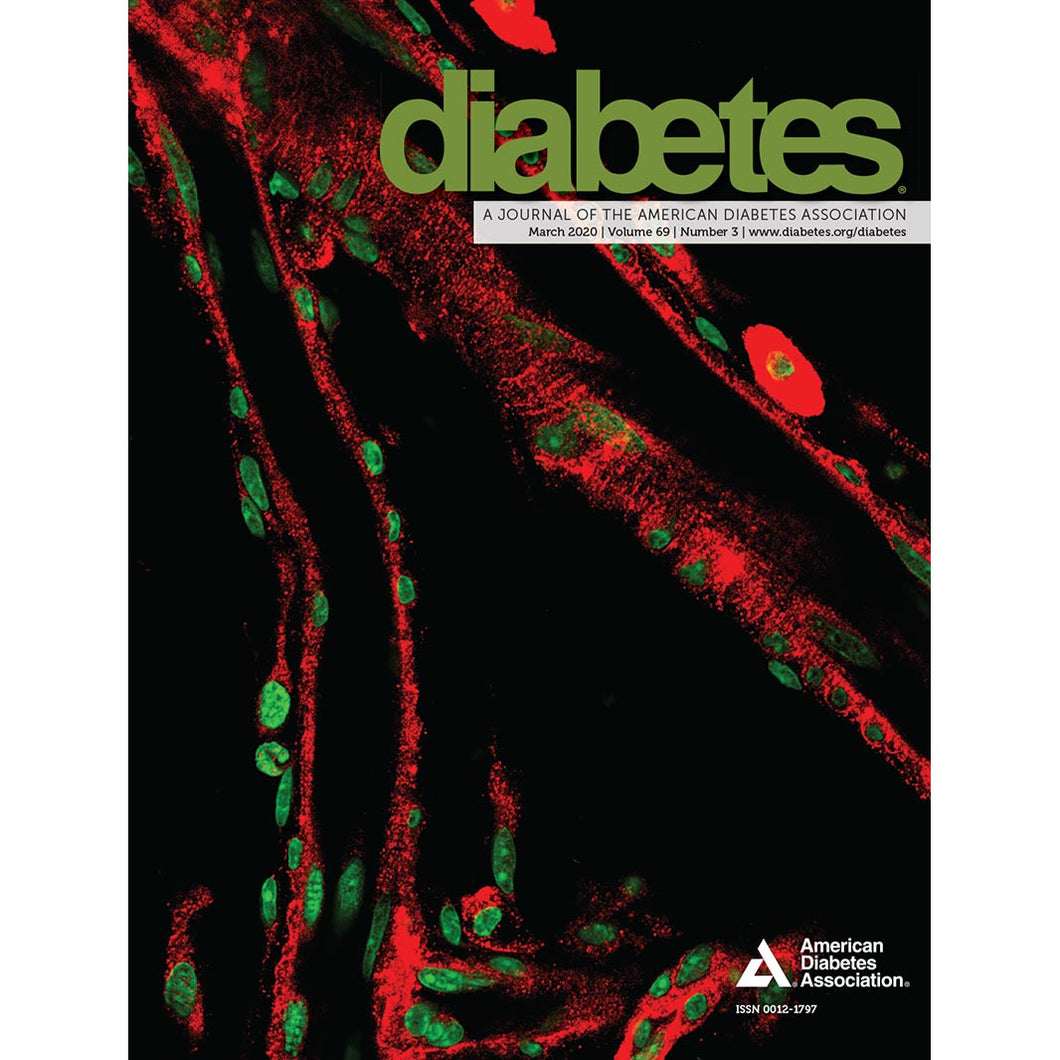 Diabetes Journal, Volume 69, Issue 3, March 2020